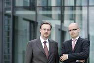 Volker Lang und Steffen Ebert