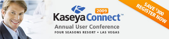 Kaseya Connect 2009